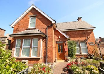 Thumbnail 3 bed detached house for sale in Station Road, Silloth, Wigton