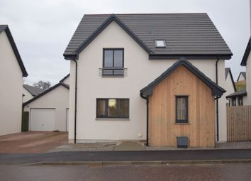 Thumbnail 3 bed detached house for sale in Kensal Green, Forres