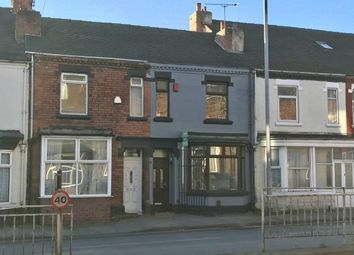 Thumbnail 4 bed terraced house for sale in London Road, Newcastle Under Lyme, Staffs