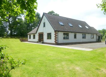 Thumbnail 5 bed detached house for sale in Terregles, Dumfries