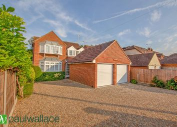 Thumbnail 4 bed detached house for sale in Derby Road, Hoddesdon
