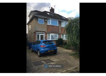 Thumbnail 5 bed semi-detached house to rent in Bodley Road, Oxford