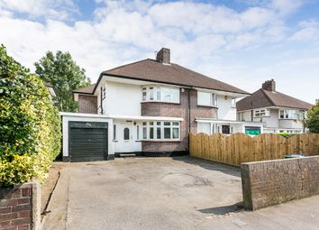 Thumbnail 3 bed semi-detached house for sale in Court Road, Mottingham, London