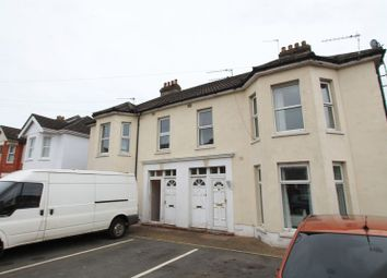 Thumbnail 3 bedroom flat to rent in Malmesbury Park Road, Bournemouth