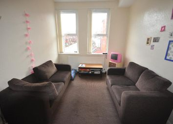 Thumbnail 3 bedroom shared accommodation to rent in Brudenell Grove, Hyde Park, Leeds