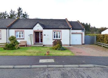 Thumbnail 2 bed semi-detached bungalow for sale in Maclean Drive, Johnstonebridge, Lockerbie