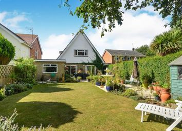 Thumbnail 4 bed detached house for sale in Blenheim Road, Littlestone, New Romney, Kent