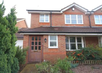 Thumbnail 3 bedroom semi-detached house to rent in Elliots Way, Caversham, Reading