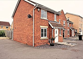 Thumbnail 3 bed detached house for sale in Halecroft Park, Kingswood, Hull