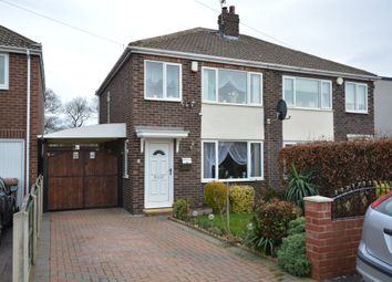 Thumbnail 3 bed semi-detached house for sale in Cambridge Crescent, Crofton, Wakefield, West Yorkshire