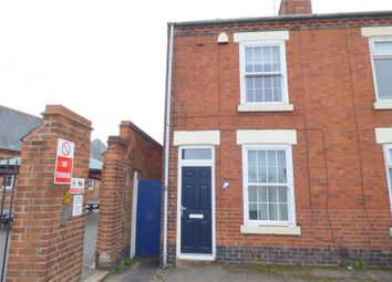 Thumbnail 2 bed end terrace house for sale in Frederick Street, Derby, Derbyshire