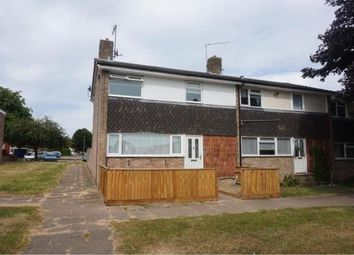 Thumbnail 2 bed end terrace house for sale in Hodson Close, Bury St. Edmunds