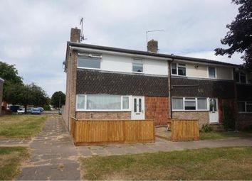 Thumbnail 2 bed end terrace house for sale in Hodson Close, Bury St. Edmunds