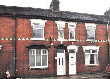 Thumbnail 3 bed terraced house for sale in Leek Road, Hanley, Stoke On Trent