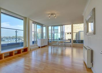Thumbnail 2 bed penthouse to rent in Boardwalk Place, London