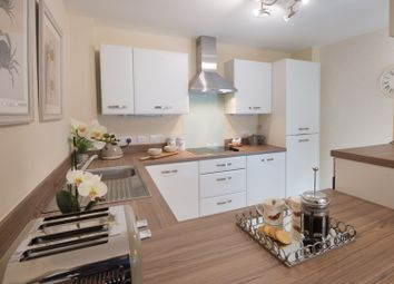 Thumbnail 2 bedroom flat for sale in Barleythorpe Road, Oakham