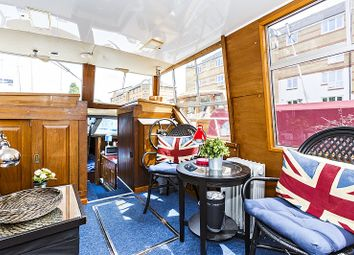 Thumbnail 1 bed houseboat for sale in South Dock Marina Rope Street, Rotherhithe
