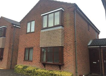 Thumbnail 1 bedroom flat to rent in Harrison Close, Earl Shilton, Leicester