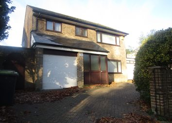 Thumbnail 4 bed detached house for sale in Leigh Road, Havant, Hampshire