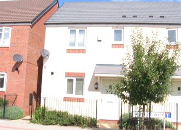 Thumbnail 2 bedroom semi-detached house to rent in Brambles Walk, Wellington, Telford