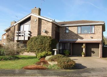 Thumbnail 5 bed detached house for sale in Hammas Leys, Long Buckby, Northampton