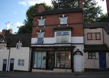 Thumbnail 1 bed flat to rent in Great Hales Street, Market Drayton