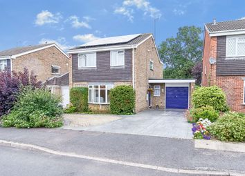 Thumbnail 4 bed detached house for sale in Huntley Avenue, Spondon, Derby