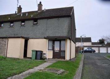 Thumbnail 2 bed property to rent in Dinam Road, Caergeiliog, Holyhead