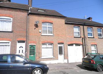 Thumbnail 4 bedroom terraced house for sale in Tavistock Street, Luton