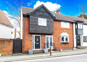Thumbnail 3 bed semi-detached house for sale in Market Place, Abridge, Essex