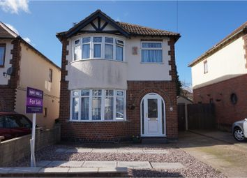 Thumbnail 3 bed detached house for sale in Birchwood Avenue, Littleover