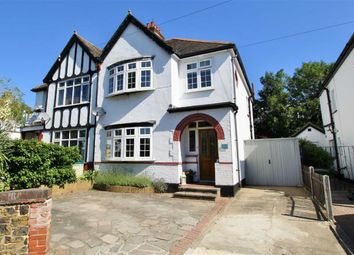 Thumbnail 3 bed property for sale in Darenth Road, Leigh-On-Sea, Essex