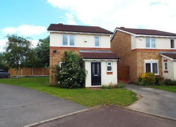 Thumbnail 3 bed detached house for sale in Forge Mill Grove, Hucknall, Nottingham