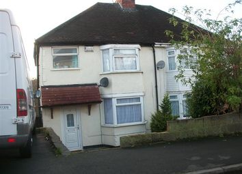 Thumbnail 3 bed semi-detached house to rent in Kenelm Road, Coseley, Bilston