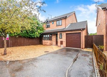 Thumbnail 4 bed detached house for sale in Patterdale Drive, Peterborough, Cambridgeshire