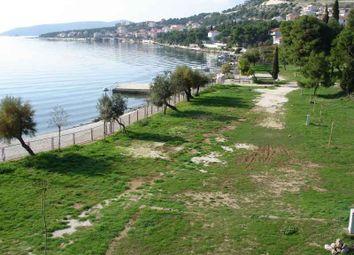 Thumbnail Land for sale in Seafront Urbanized Land Plot In Seget Donji!, Seget Donji, Croatia