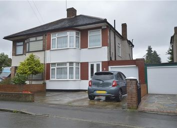Thumbnail 3 bedroom semi-detached house for sale in Kimberley Avenue, Romford