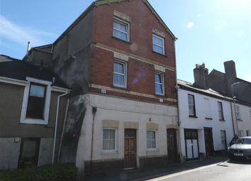 Thumbnail 1 bed flat to rent in Well Street, Torrington, Deon