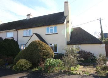 Thumbnail 3 bedroom semi-detached house for sale in Field Close, Braunton