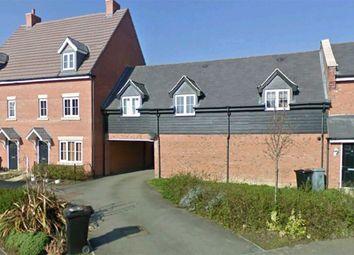 Thumbnail 2 bed maisonette to rent in Badger Lane, Elsea Park, Bourne