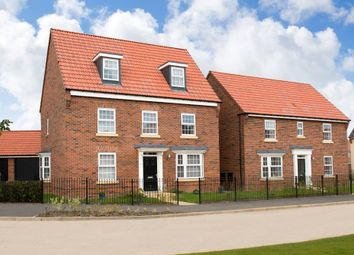 """Thumbnail 5 bed detached house for sale in """"Emerson"""" at Lowfield Road, Anlaby, Hull"""