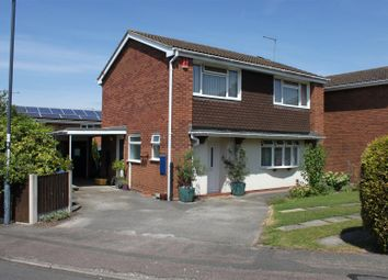 Thumbnail 4 bedroom detached house for sale in Tiverton Close, Mickleover, Derby