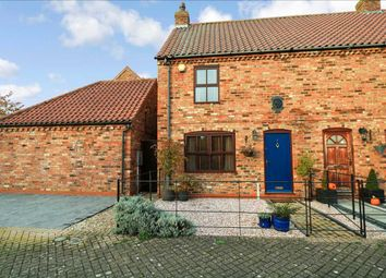 Thumbnail 2 bed terraced house for sale in Blacksmith Row, Bassingham, Bassingham, Lincoln