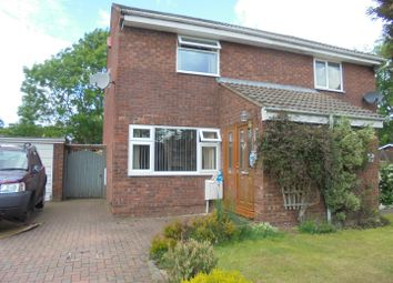 Thumbnail 2 bedroom semi-detached house for sale in Bryony Rise, Telford
