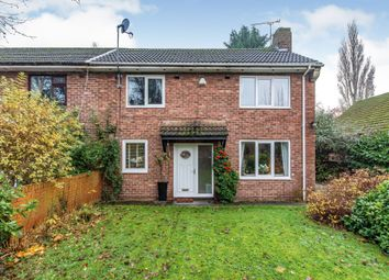 Thumbnail 2 bed semi-detached house for sale in Martin Lane, Bawtry, Doncaster