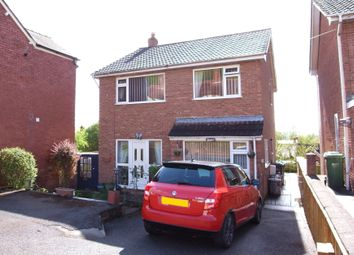 Thumbnail 3 bedroom detached house for sale in Homend Crescent, Ledbury