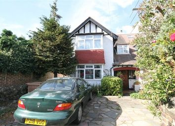 Thumbnail 4 bed semi-detached house for sale in Salisbury Road, Carshalton, Surrey