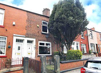 Thumbnail 2 bed terraced house for sale in Bridgeman Street, Farnworth, Bolton
