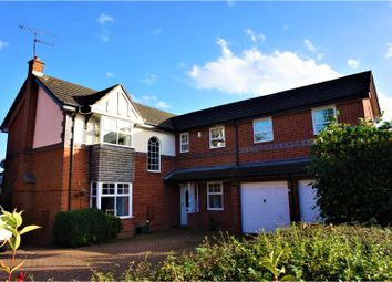 Thumbnail 5 bed detached house for sale in Bren Way, Hilton