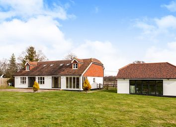 Thumbnail 5 bed detached house for sale in The Lawns, Windmill Hill, Brenchley, Tonbridge
